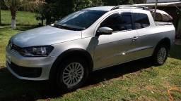 Vw - Volkswagen Saveiro cabine dupla - 2016