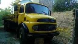 De Barbada Ótimo Caminhão Mercedes Benz Truck 1519