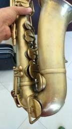 Sax alto ADOLPHE SAX (relíquia do séc XIX)