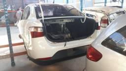 Sucata Fiat Siena 2015/16 1.4 88cv Flex / Gás Natural