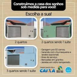Imóveis Diferenciados - Residencial Flor do Cerrado - Casas Financiadas - Anápolis-GO