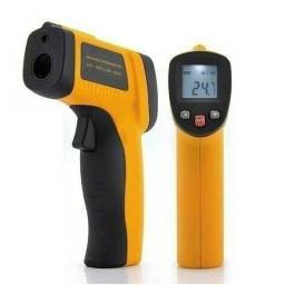 Termômetro Laser Digital Infravermelho -50c +420c Retirar Bh