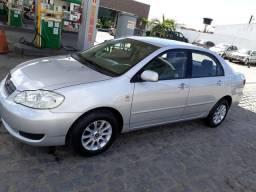 Corolla xli automático aceito trocas - 2007