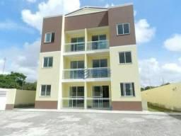 Apartamento com 2 dormitórios à venda, 53 m² por R$ 118.000,00 - Pavuna - Pacatuba/CE