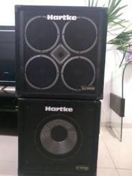 Combo Hartke para Contrabaixo Completo comprar usado  Belo Horizonte