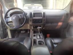 Nissan Frontier SEL 2008 4x4 - Diesel - automática - 2008