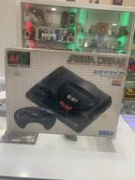 Mega Drive 1 16 Bits Japonês Completo Na Caixa