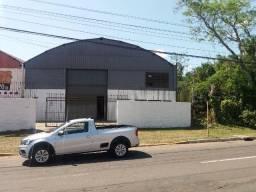 Alugo pavilhão com 720 m² em São Leopoldo - ótima localização!