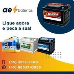 Bateria 50Ah América para onix e hb20