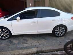 Vendo ou troco Honda Civic sedan LXR 2.0 2014 - 2014