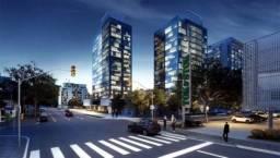 Apartamento à venda com 1 dormitórios em Moinhos de vento, Porto alegre cod:3884