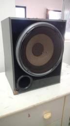 V/T Subwoofer Muteki Sony 1000 Watts Tem Conversa