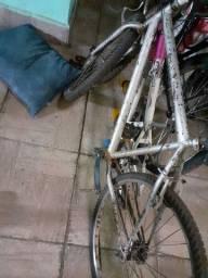 Bike com defeito