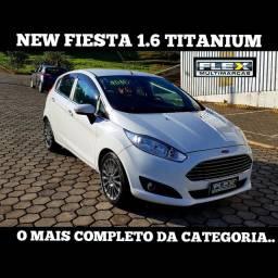 New Fiesta Titanium 1.6 Aut 2016 R$44.900,00;