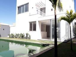 Casa sobrado novo 4 quartos área gourmet piscina Damha II Uberaba MG