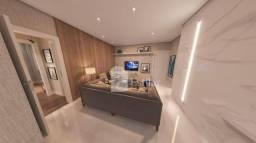Apartamento 02 quartos (01 suíte) e 02 vagas no Mercês, Curitiba
