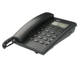 Telefone Com Fio KEO K 302 -Intelbras Grafite<br><br>