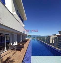 Apartamento à venda com 2 dormitórios em Centro, Florianópolis cod:AP001658