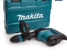 Martelo rompedor 1.100 watts encaixe SDS-MAX com maleta - HM0870C