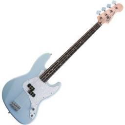 Baixo Fender Mark Hoppus Azul