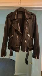 Jaqueta de couro importada ALLSAINTS