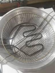 Fritadeira 7 litros, elétrica 110v