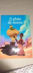 Livro o Gênio do Cuscuz