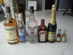 Vendo 7 bebidas originais