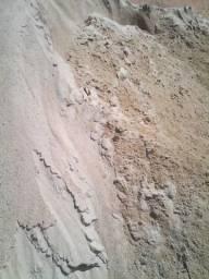 Areia media fina ou grossa caminhao toco ou trucado
