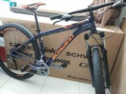 Bike Caloi Schwinn 29 Kalahari ,RockShox XC30 Shimano Alívio(Lacrada)10X 341,76