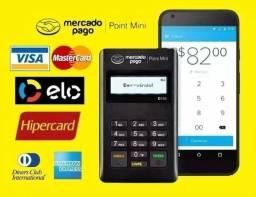 Maquininha de Cartão - Mercado Pago
