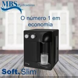 Purificador Soft Slim para você *