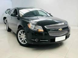Chevrolet Malibu 2.4 Ltz Preta 2010 - 2010