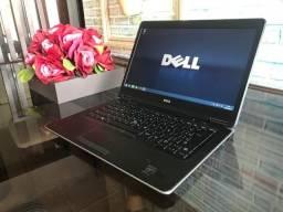 Notebook Dell Empresarial i5 8Gb 256Gb SSD Touch FHD Retroiluminado Garantia