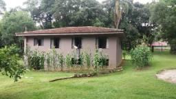 Terreno com casa no Santa Candida