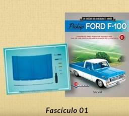 Colecionável Fasciculo Salvat Picape Ford F-100