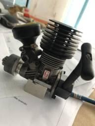 Motor de automodelo