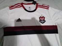 Camisa Do Flamengo Branca 2020 original