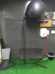 Suporte para bolas de Pilates