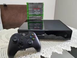 Xbox one / até 12 x / estudo troca / garantia