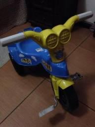 Triciclo Velotrol + cadeirinha infantil!