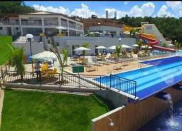 Semana completa no resort do lago Caldas Novas