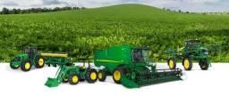 Maquinas agrícolas - taxa de 2% ao ano