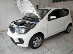 Carro Fiat Mobi 1.0 4p Flex 2017 - 2017