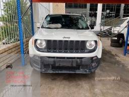 Sucata Jeep Regade 2018