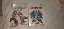 Jogos para Nintendo Wii Pal NUNCA USADOS