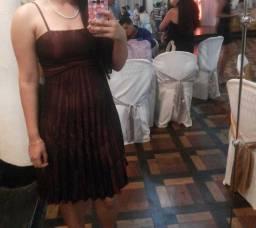 Vendo lindo vestido de festa novo