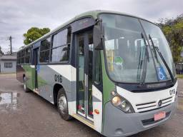 Ônibus Neobus Spectrum City Urbano e Escolar seminovo Mercedes OF 1721 Bluetec 5