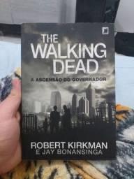 Livro The Walking Dead a ascensão do governador