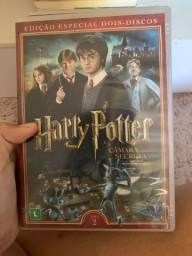 Filmes de Harry Potter 2, 3 e 4